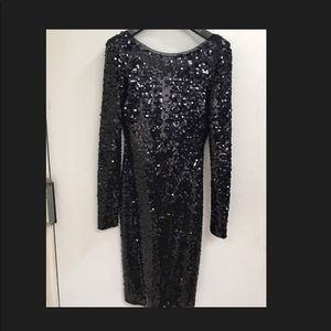 TOM FORD SEQUIN DRESS